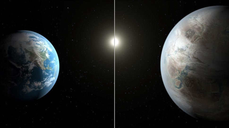 ابزار جدید ناسا می تواند سیاره ای زمین مانند بیابد که پیش از این هرگز دیده نشده