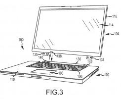 اپل لپتاپی را معرفی می کند که بسیار شبیه به سرفیس بوک مایکروساف است