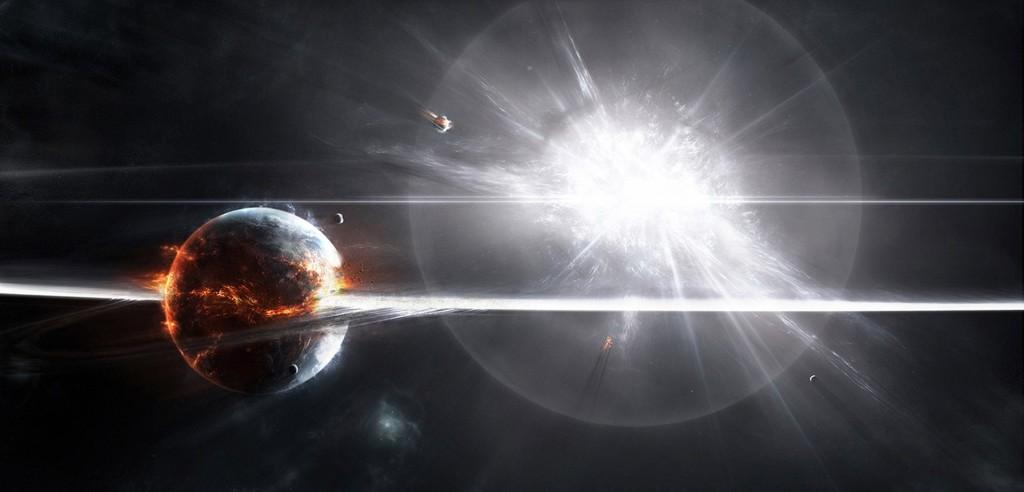 دانشمندان زمان و محل دقیق انفجار عظیم یک ستاره ی غول پیکر را از آغاز تا پایان وقوع تعیین کردند