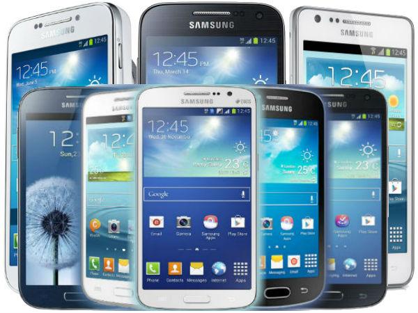 مشکل بخش موبایل سامسونگ چیست؟