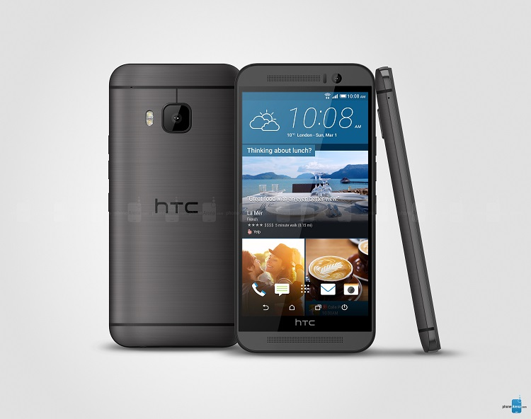 HTC One M9 اوایل سال 2016 در کانادا اندروید 6 را دریافت خواهد کرد