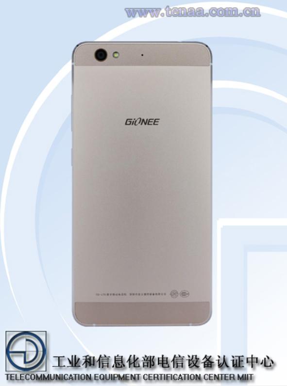 دو گوشی جدید از Gionee تاییدیه TENAA را دریافت کردند