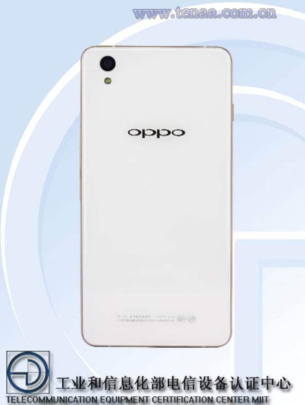 گوشی که مشخصات آن به جز رنگ، دقیقا با گوشی وان پلاس 2 مینی یکسان بود. وان پلاس 2 مینی نشان داده شده در تنا با رنگ مشکی است در حالی که اپو A30 با رنگ سفید مشخص شده است.