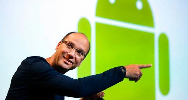 سازنده ی اندروید پس از ترک گوگل به دنبال تاسیس شرکت خود برای تولید گوشی های هوشمند اندروید می باشد