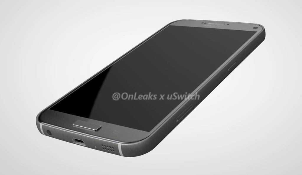 این گوشی فرق زیادی با گلکسی S6 ندارد