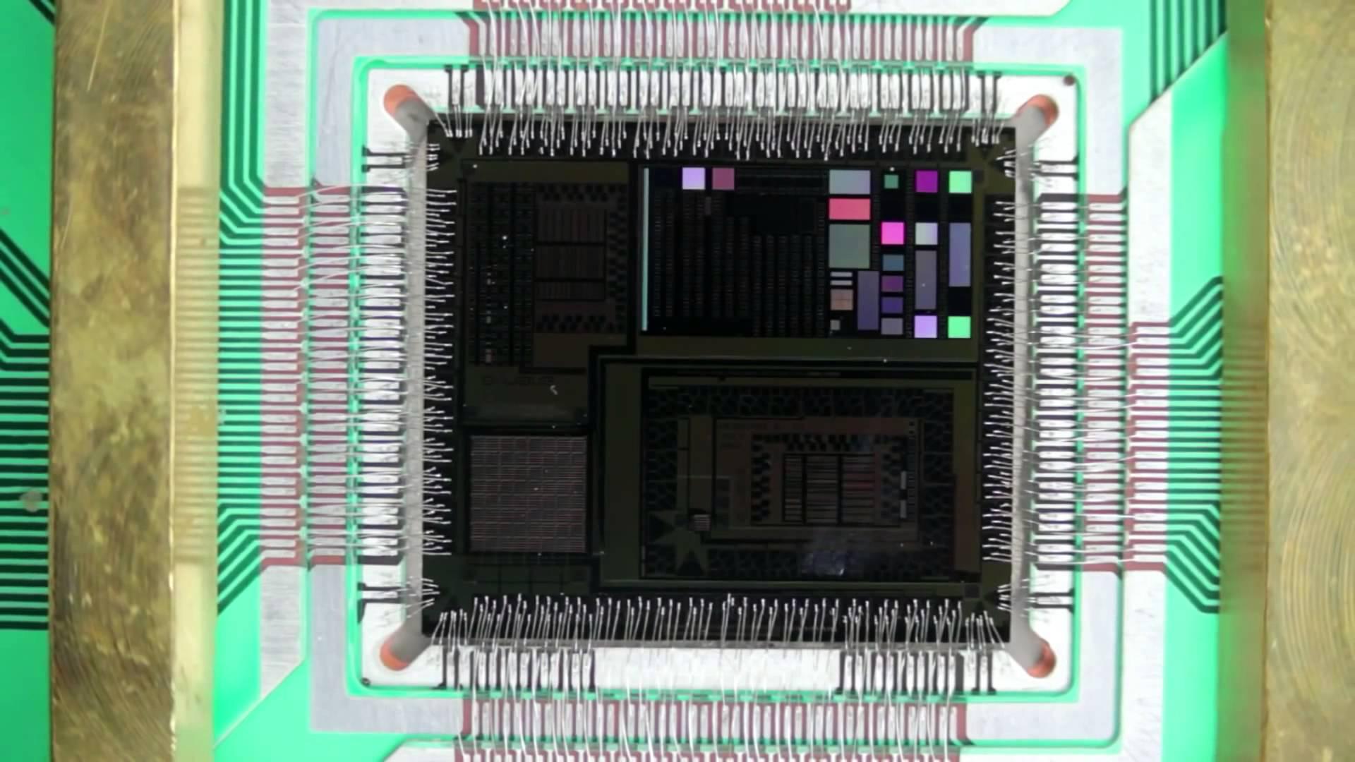 گوگل ادعا می کند که کامپیوترهای کوانتومی ۱۰۰ میلیون برابر سریعتر کار می کنند