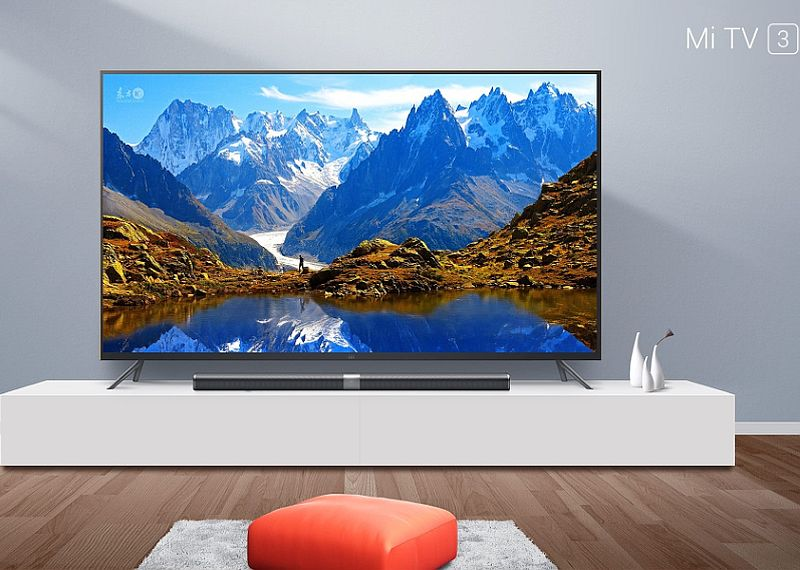 شیائومی، تلویزیون می تی وی 3 با نمایشگر 70 اینچی راه اندازی کرد
