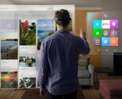 مسابقه جدید مایکروسافت برای ایده ی برنامه ی هدست هولولنز