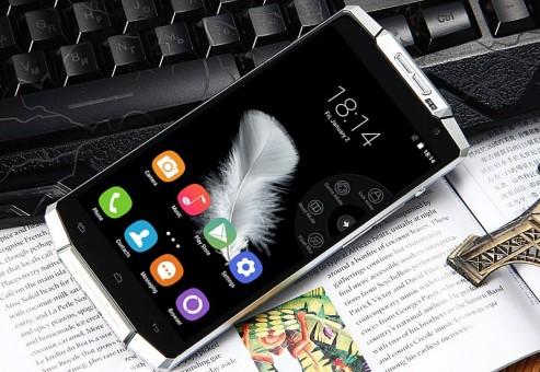 اوکیتل، یک گوشی هوشمند اندرویدی با باتری غول آسای ۱۰۰۰۰ میلی آمپر ساعت را معرفی کرد