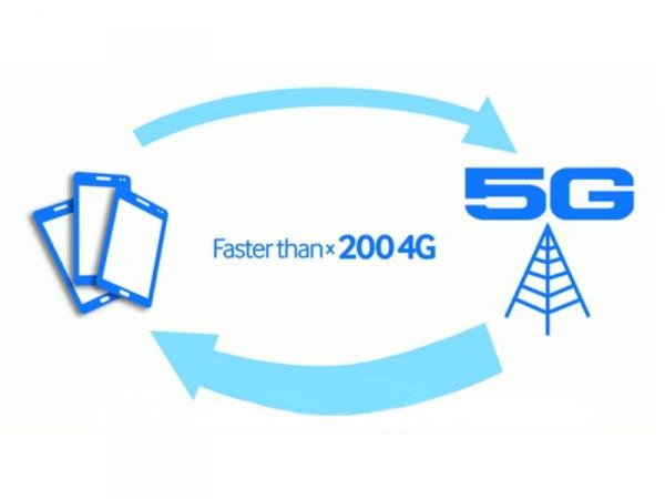 رویای سرعت بالای تکنولوژی ۵G بی سیم به حقیقت می پیوندد