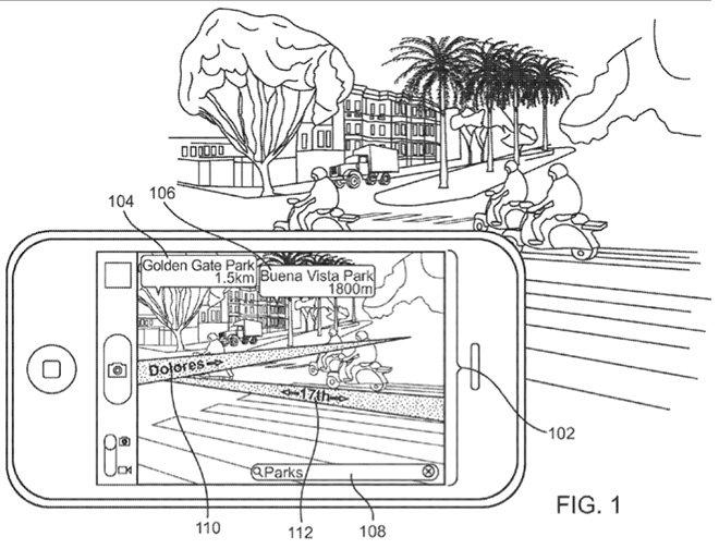 بخش واقعیت مجازی و واقعیت افزوده ی اپل