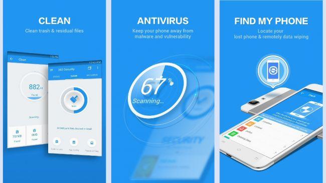 آنتی ویروس رایگان ۳۶۰ سکیوریتی یکی از محبوب ترین برنامه های آنتی ویروس است