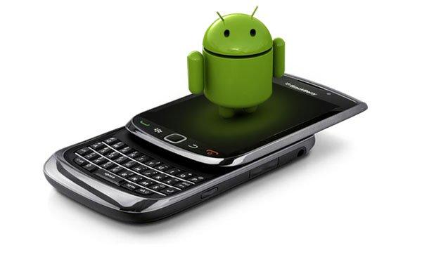 مدیر ارشد بلکبری: پلتفرم گوشی های آینده ی ما اندروید خواهد بود