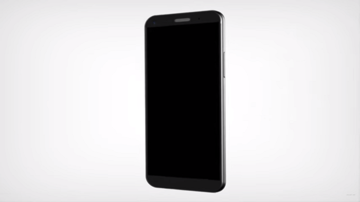 رندر ویدویی گوشی ال جی جی 5