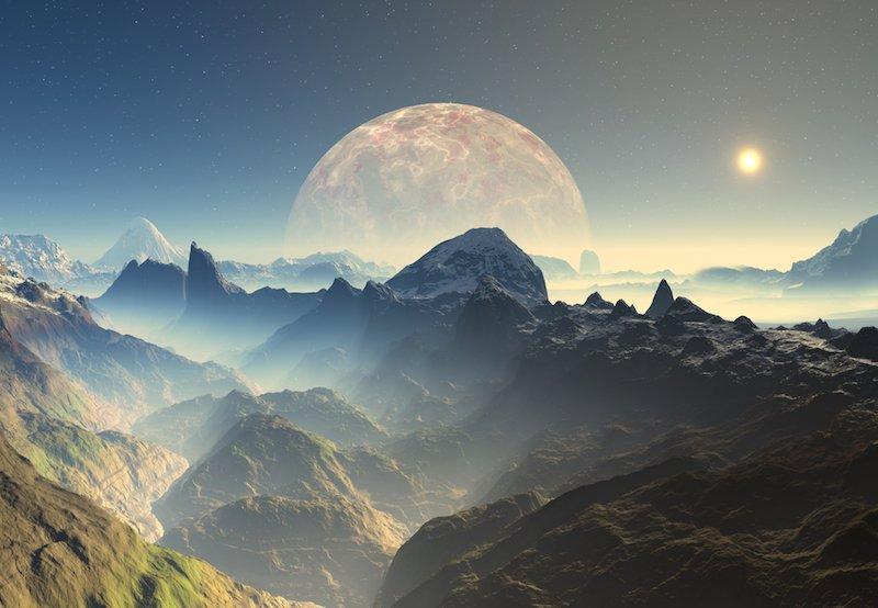 موجودات فضایی دغدغه ی انسان ها و ستاره شناسان