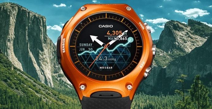 ساعت هوشمند کاسیو ؛ اولین ساعت اندروید ویر این کمپانی