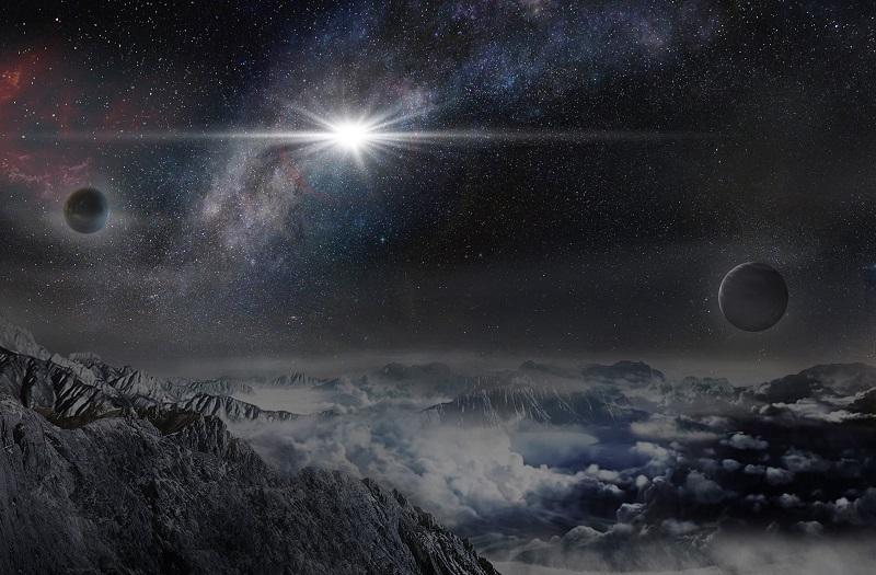 ابر نو اختر ی که 570 میلیارد بار درخشان تر از خورشید است