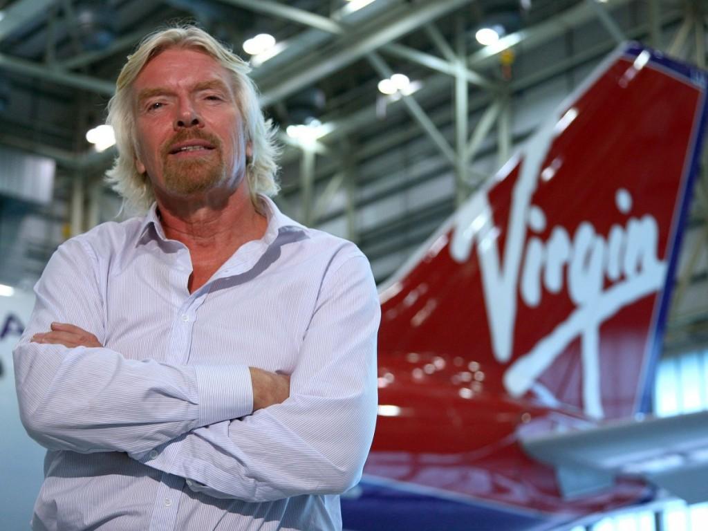 کارآفرین و سرمایهگذار بریتانیایی ، رئیس و بنیان گذار شرکتهای ویرجین که بیش از ۴۰۰ شرکت در سراسر دنیا را در اختیار دارد، اولین سرمایه ی میلیاردی خود را در سال 1991 در سن 41 سالگی به دست آورده است.