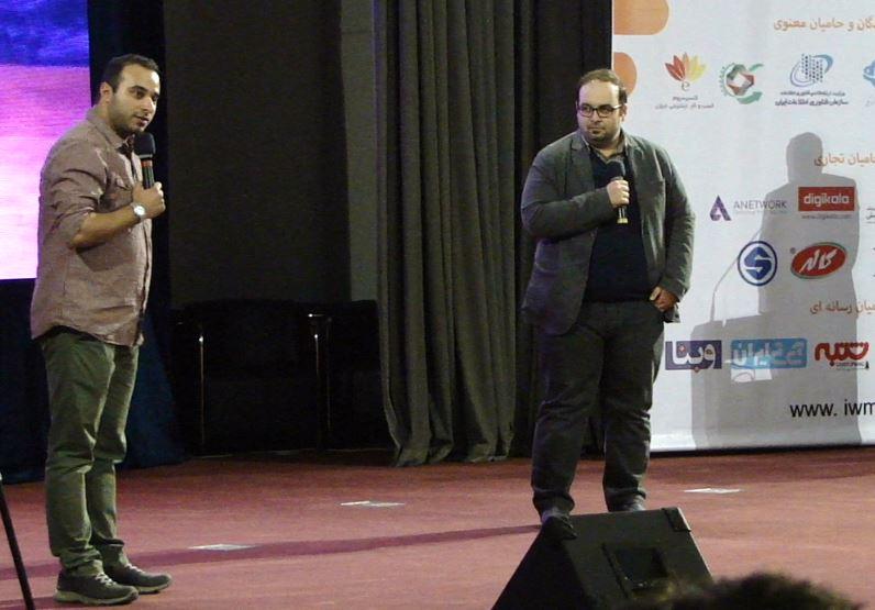 اسامی سایت ها و نرم افزارهای برگزیده هشتمین جشنواره وب و موبایل ایران