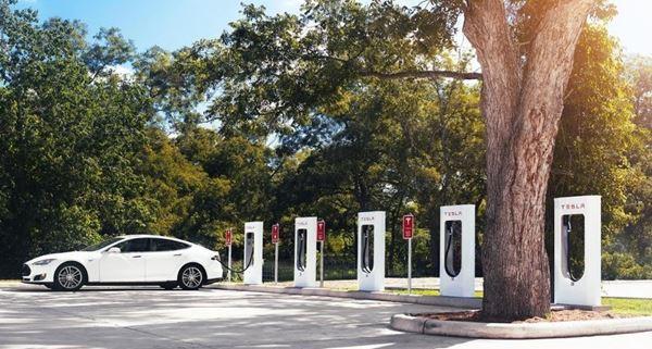 در ۲۰ اکتبر سال ۲۰۱۵ تعداد ۵۰۳ ایستگاه سوپرشارژر با ۳۰۰۷ سوپرشارژر در جهان وجود داشته است.