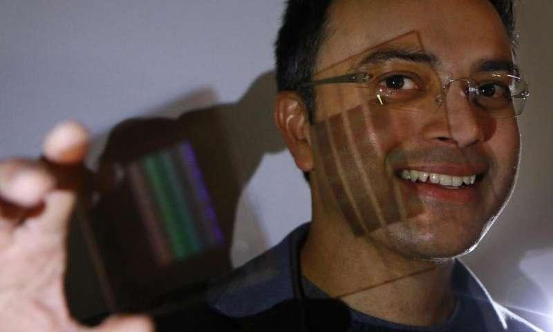 حذف برآمدگی دوربین در گوشی های هوشمند با لنز نازک کاغذی جدید