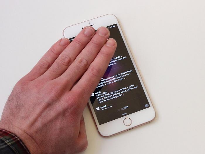 سنسور مجاورت در پتنت جدید اپل