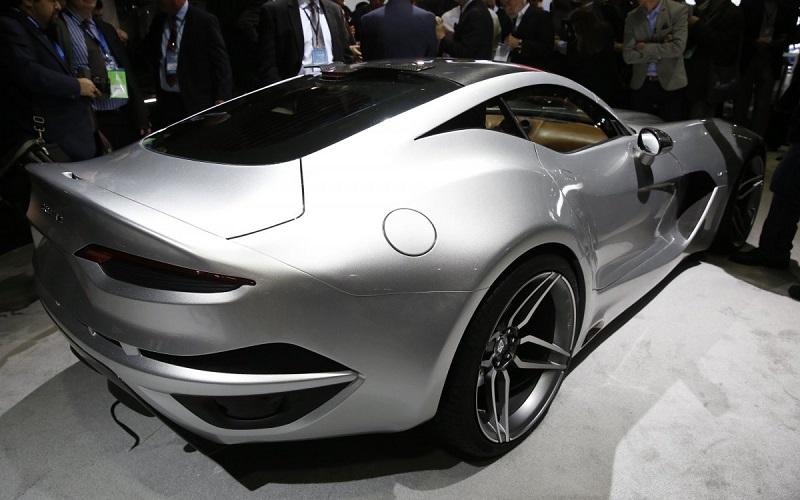 خودروسازی VLF تنها 50 نسخه از این ماشین را تولید می کند، به همین دلیل تمام آنها متمایز از دیگری بوده و چراغ های جلو و عقب در آنها متفاوت خواهد بود.