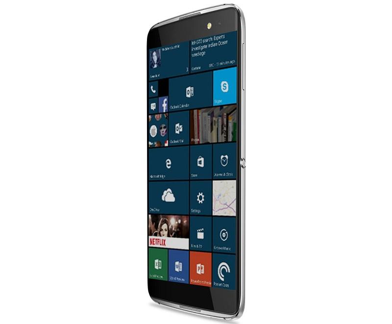 آلکاتل آیدل 4 پرو با سیستم عامل ویندوز 10 معرفی خواهد شد