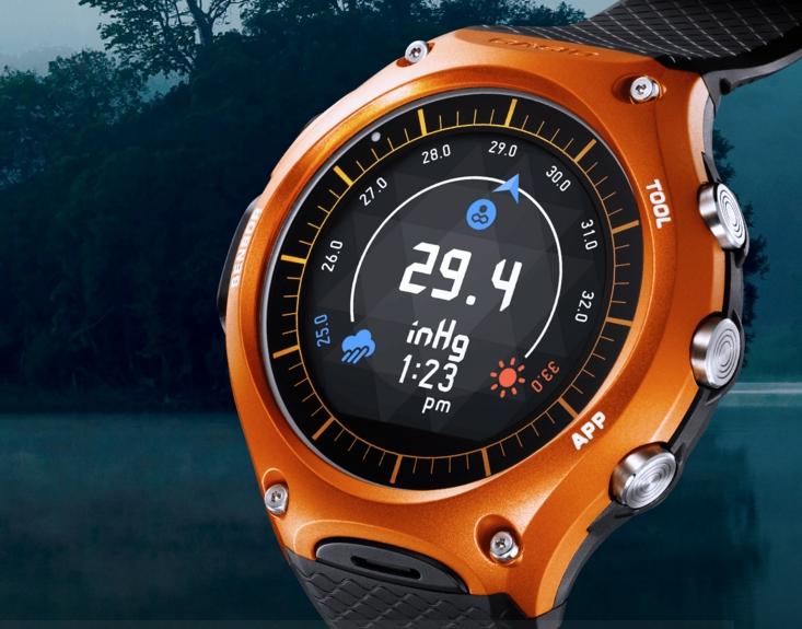 ساعت هوشمند کاسیو هم اکنون در فروشگاه های آنلاین موجود است