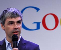 بیوگرافی موسس گوگل ؛ لری پیج