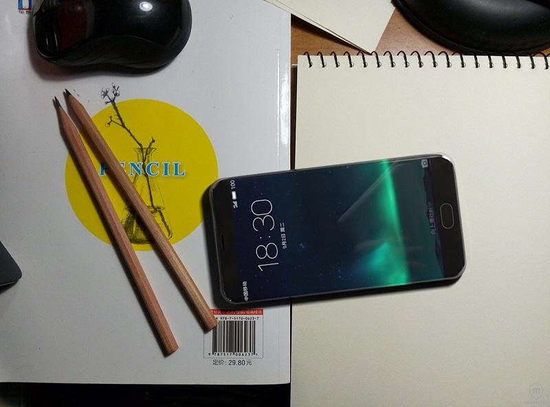رندرهای فاش شده از گوشی Meizu Pro 6 نمایشگری با دولبه ی خمیده را نشان می دهند