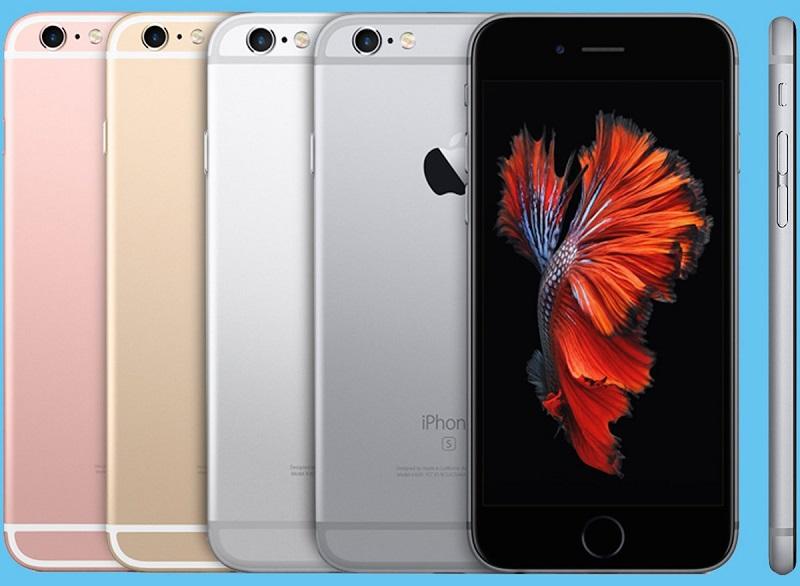 گزینه های رنگی آیفون 6 اس برای آیفون اس ای نیز در دسترس خواهند بود.