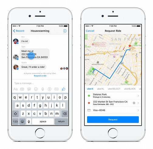 به نظر می رسد که مسنجر در کنفرانس توسعه دهندگان فیسبوک که در ماه آپریل (آوریل) برگزار می شود، مبحث داغ و جذابی خواهد بود.