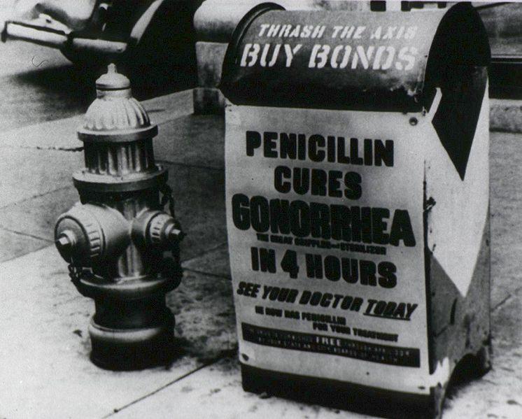 پنی سیلین یکی از مهم ترین کشفیات بشر در طول تاریخ بوده است.