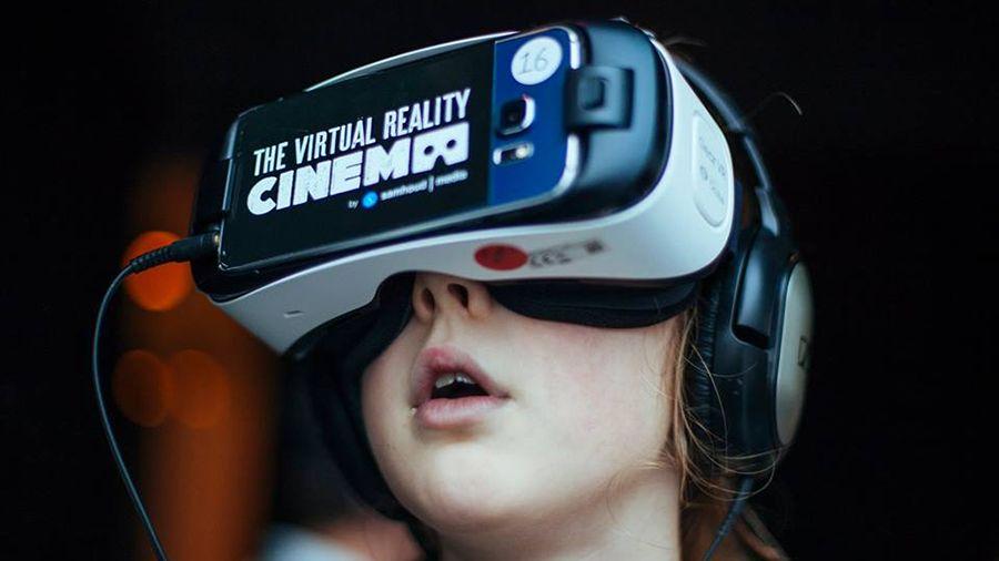 اولین سینمای واقعیت مجازی جهان، در آمستردام احداث شد.