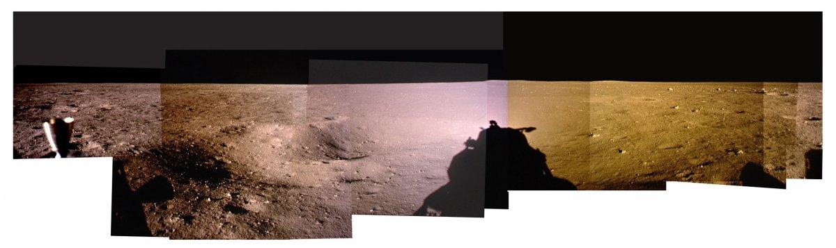 پانارومای زیر، از اتصال چندین عکس به دست آمده است.