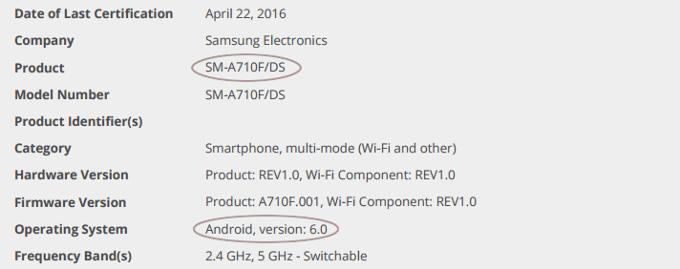 عرضه اندروید ۶ برای گوشی های گلکسی A5 و A7