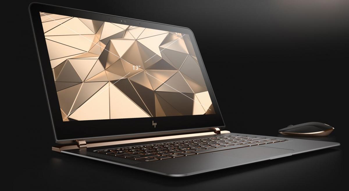 لپ تاپ اچ پی اسپکتر دارای صفحه نمایشی ۱۳.۳ اینچی فول اچ دی 1080p است که مک بوک ایر را پشت سر گذاشته است.