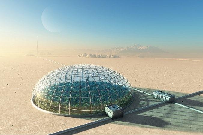تلاش ناسا برای مسکونی سازی سیاره سرخ ادامه دارد