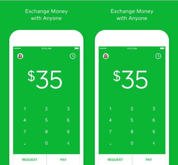 Square Cash یکی از بهترین روش ها برای ارسال سریع پول به افراد است.