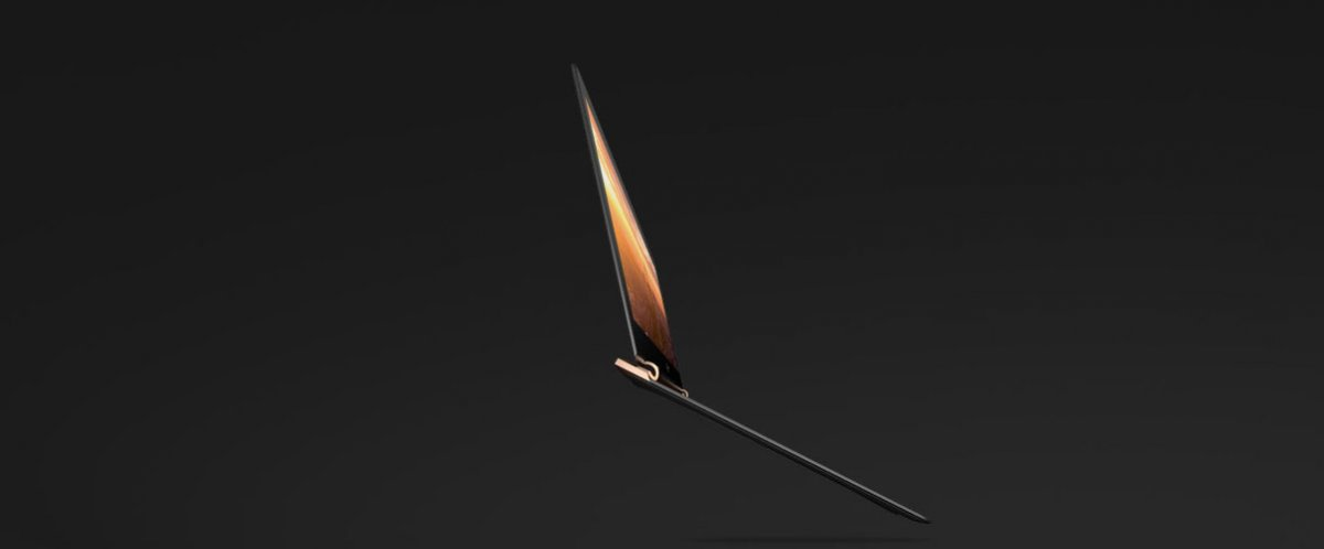 این لپ تاپ جدید و فوق العاده شیک اچ پی، اسپکتر (Spectre) است.