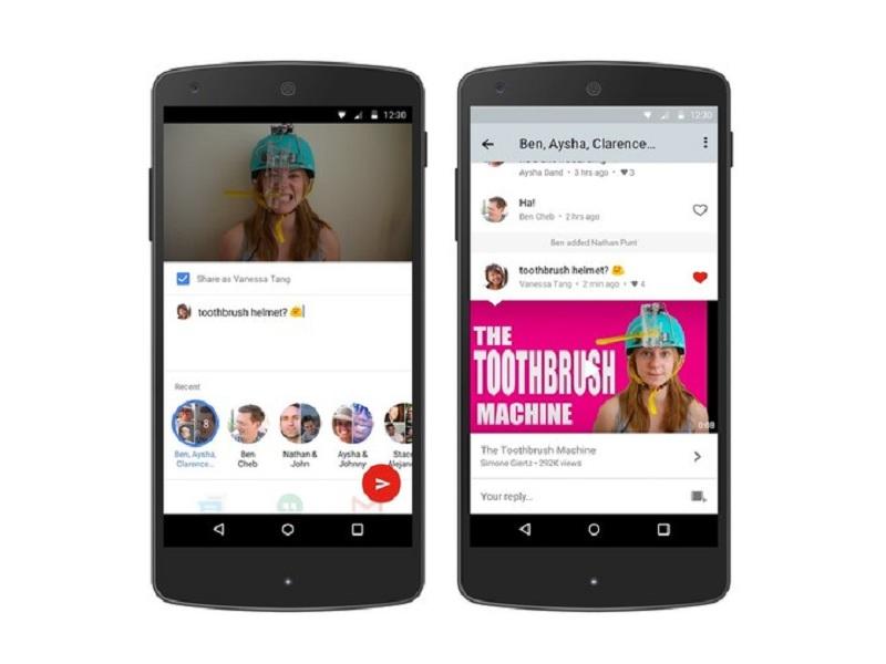پیام رسان یوتیوب به زودی به عنوان یک ویژگی جالب جدید برای اپیلیکیشن یوتیوب، منتشر می شود، این قابلیت امروز برای گروهی از کاربران در دسترس قرار گرفت.