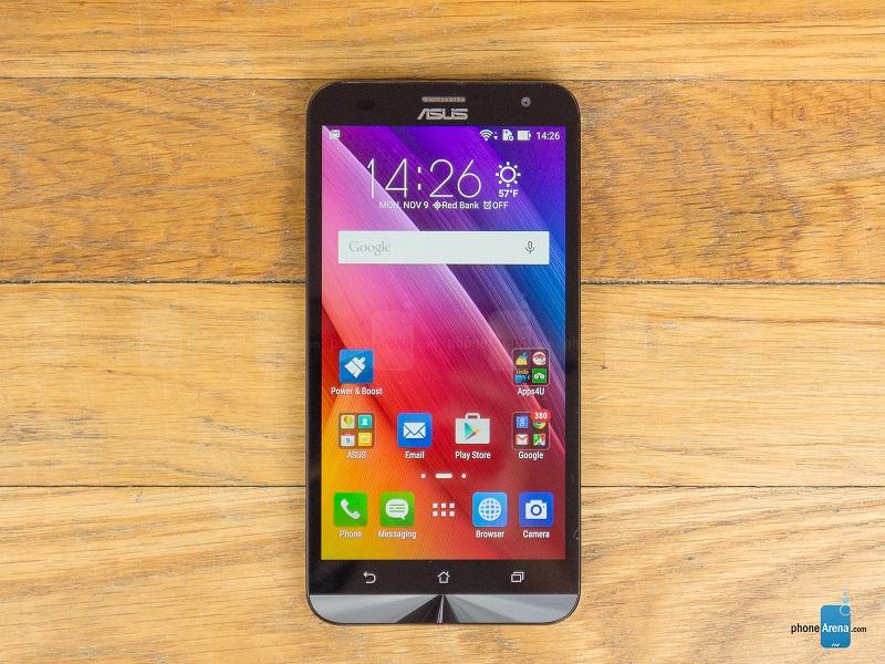 گوشی های ZenFone Max و ZenFone 2 Laser آپدیت اندروید مارشمالو را دریافت کردند