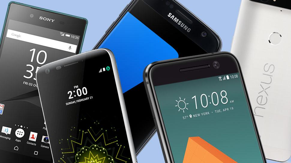 بهترین گوشی های هوشمند اندرویدی از نگاه Androidcentral