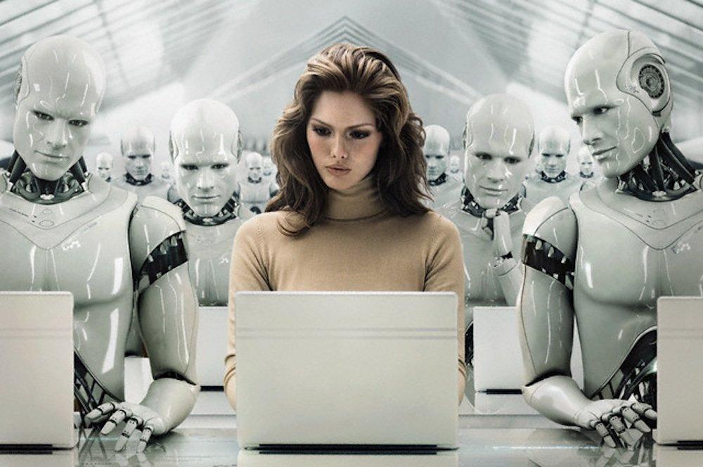 جایگزینی انسان ها با گونه های برتر ؛ چه با هوش مصنوعی و چه بدون آن !