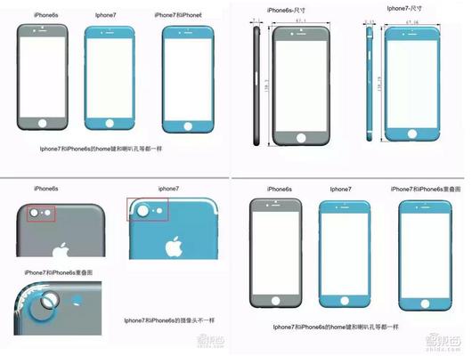 آیا ضخامت آی فون 7 از مدل های قبلی بیشتر خواهد بود؟!