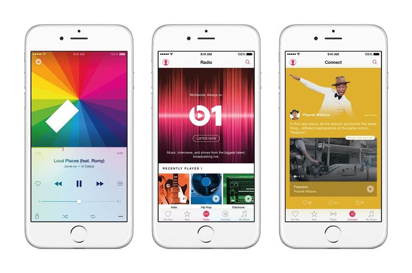 تغییرات اپل مپس و اپل میوزیک در iOS 10