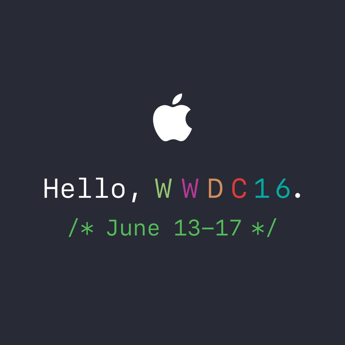 بزرگ ترین رونمایی های اپل در کنفرانس WWDC 2016