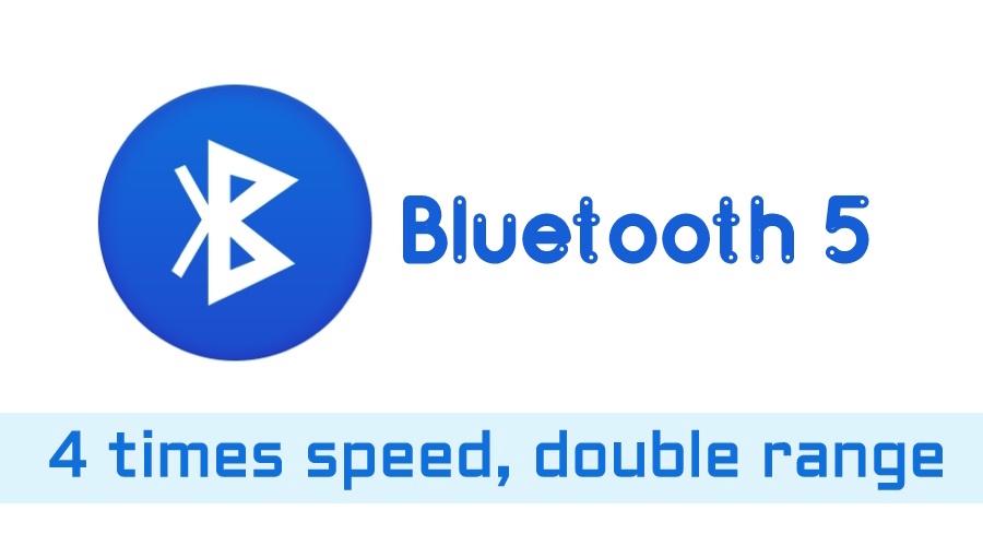 معرفی بلوتوث 5 با سرعت بسیار بالا و طیف پوشش وسیع تر