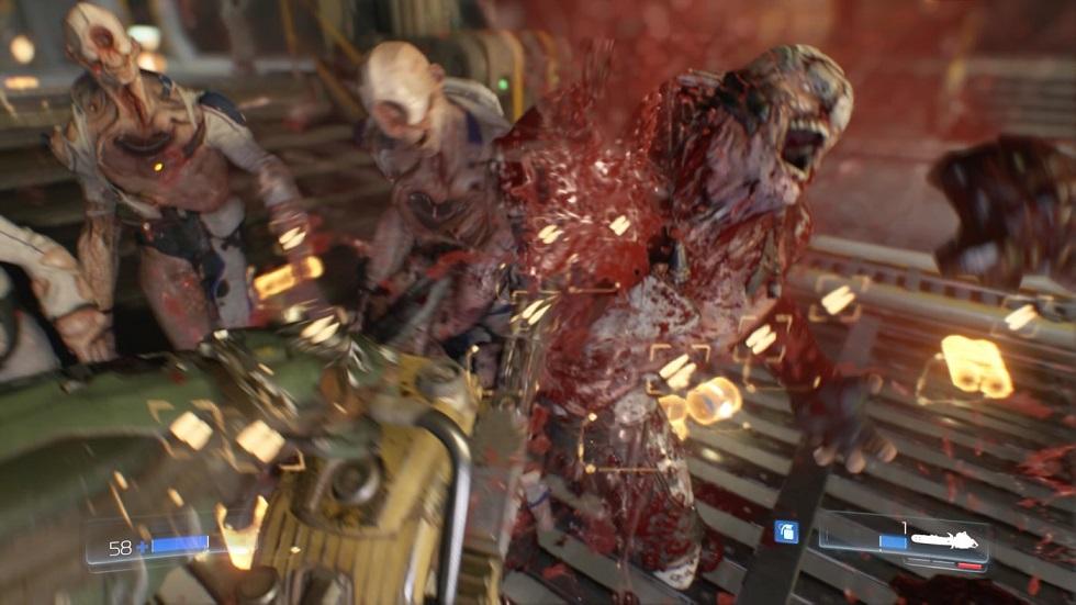 """اولین مرحله بازی """"Doom"""" را رایگان تست کنید"""